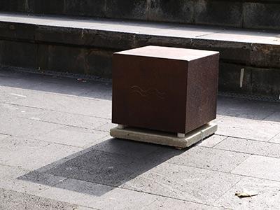 grundklang bonn: rheincube (c) gerd thaller