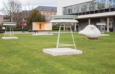 bh schwingungen schwebungen E van der Heide ULB 01 Foto: M.Boeschemeyer